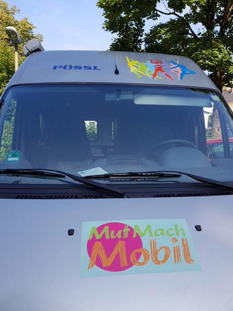 Frauenberatungsstelle Gütersloh, Beratungsbus MutMachMobil